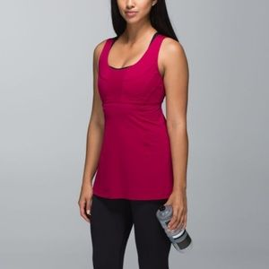 Lululemon Wrapper's Delight Tank